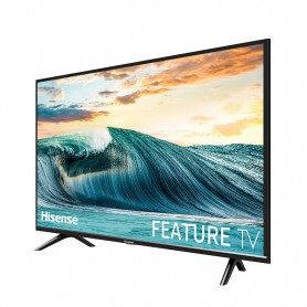 TV 40 LED HISENSE H40B5600 FHD SMART TV VIDAA U2.5 WIFI M.HOTEL 3HDMI 2USB NEGRO