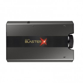 SONIDO CREATIVE SOUND BLASTERX G6 7.1  USB DAC PC PS4 XBOX NSW