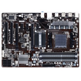 PLACA BASE AMD SAM3 GIGABYTE 970A-DS3P 4DDR3 PCIE 3SATA3 2PCI RAID ATX