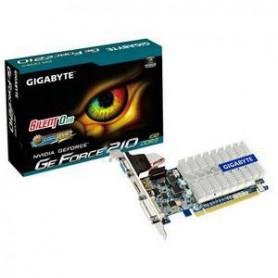TARJETA GRAFICA PCI-EX NVIDIA GIGABYTE GT210 1GB DDR3