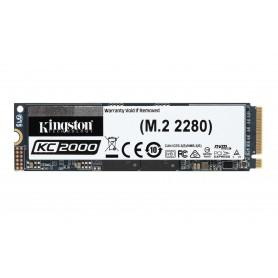 HD  SSD  500GB KINGSTON  M.2 SKC2000 PCI EXPRESS SKC2000M8500G