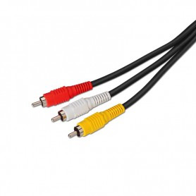 CABLE AUDIO VIDEO 3XRCAM-3XRCAM 10 M NANOCABLE 10.24.0810