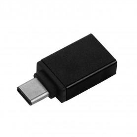 ADAPTADOR USB-C COOLBOX USB-C (M) A USB3.0-A (H) COO-UCM2U3A
